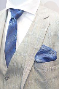 Unter den Krawattenknoten ist der Four-in-Hand einer der beliebtesten und schnell erlernt.