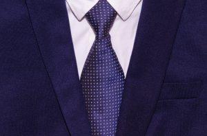 Auf die Kombinationen von Anzug, Hemd und Krawatte kommt es an.