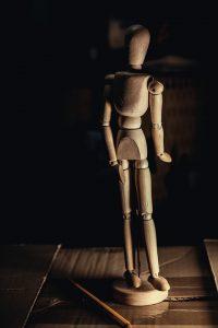Auch auf die Körperproportionen kommt es beim Einkleiden an.