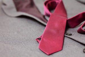 Der passende Krawattenknoten