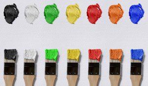Kombinationen die man beachten sollte, auf die richtige Farbkombination kommt es an.