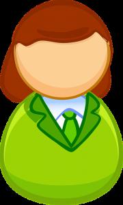 Auch unter einem Pullover kann eine Krawatte getragen werden.