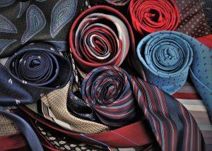 Die Krawatte kann als Ausdruck der eigenen Individualität genutzt werden.